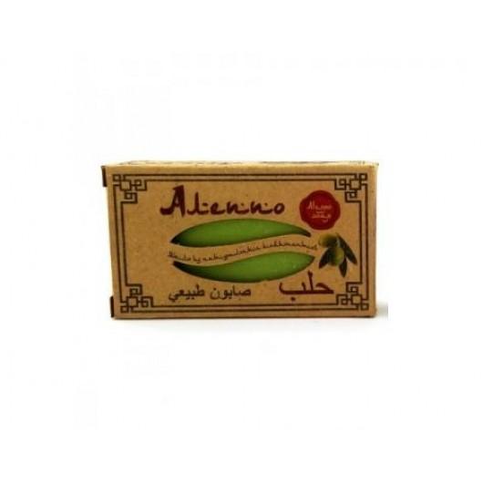Био-мыло сирийское с Амброй и Алоэ