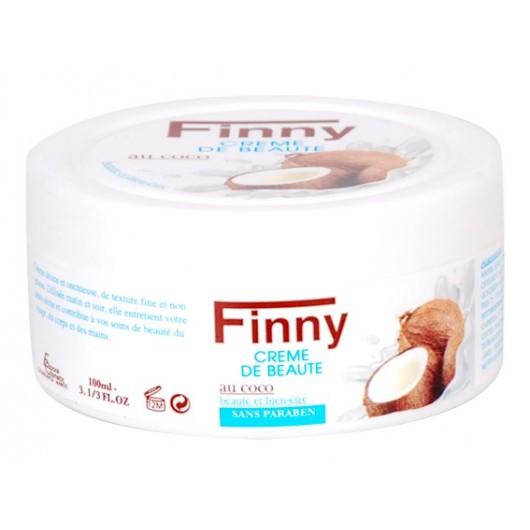 Крем для лица с кокосом Finny