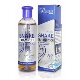 Шампунь Snake с жиром кобры Hemani 350 мл