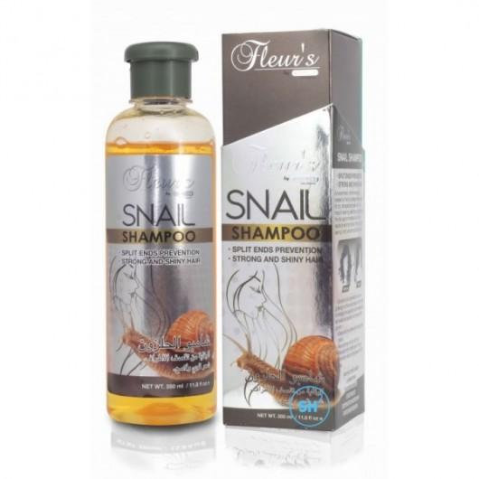 Шампунь Snail с экстрактом улитки 350 мл