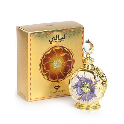Арабские духи Layali Лаяли Swiss Arabian 15 мл