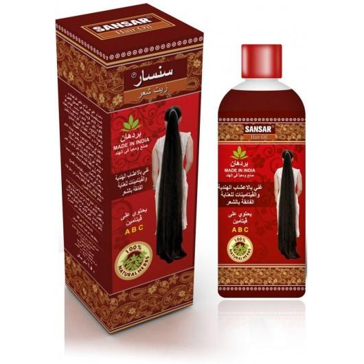 Индийское масло для волос SANSAR